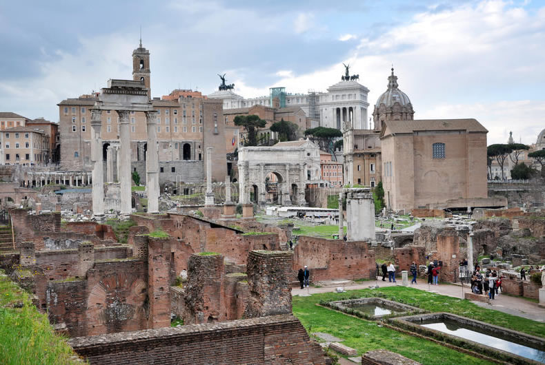 Ancient Rome Tours By Private Car In Rome And Surrounding Areas