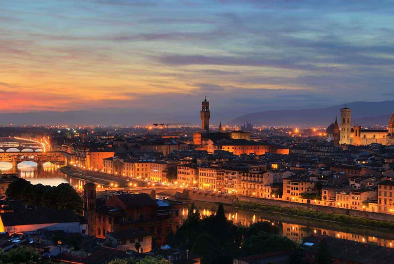 Day Tour From Rome To Florence With A Private Car Booking