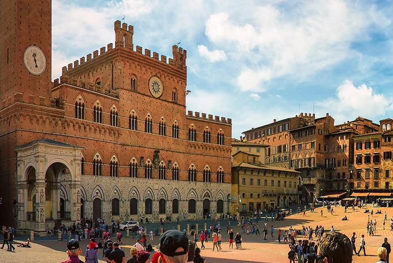 Siena Tour And Attractions In A Private Hired Air-conditioned Car