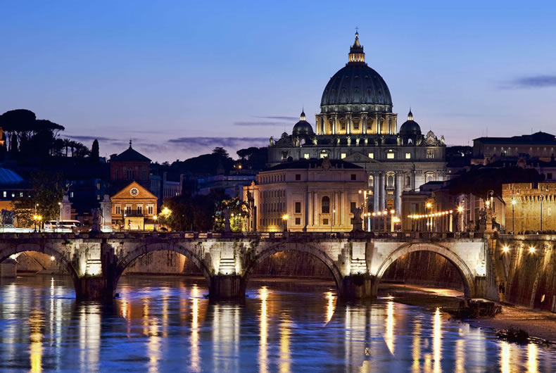 Economical And Comfortable Transfer From Rome Airport To City