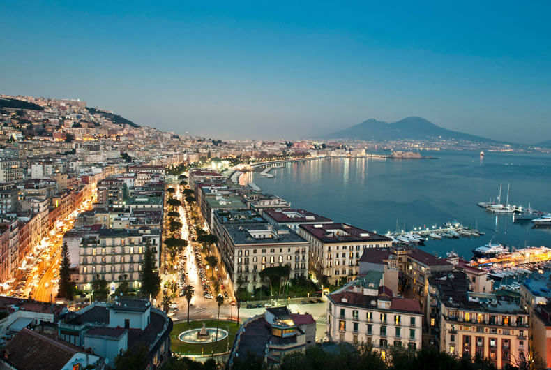 Get Your Transportation From Rome To Naples