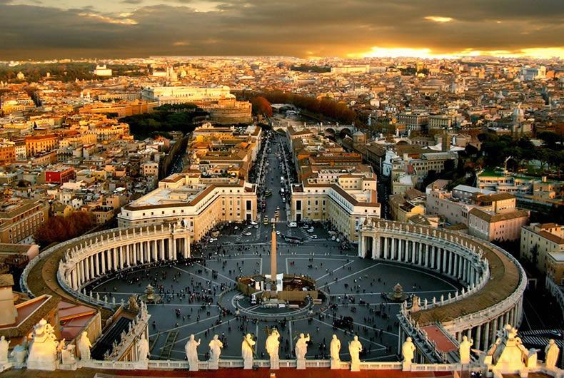 Enjoy Private Vatican City Tours From Rome